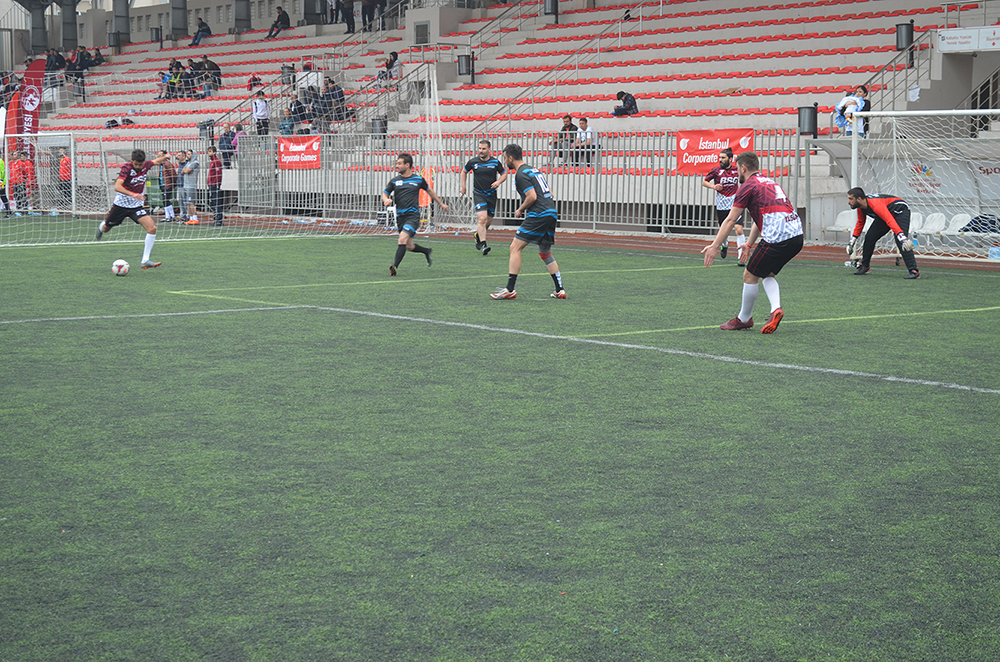 <p>BSG Auto Parts football team participated in the football tournament in Istanbul Corporate Games, which was organized by inter-company sports competitions, our team faced with strong opponents.</p>